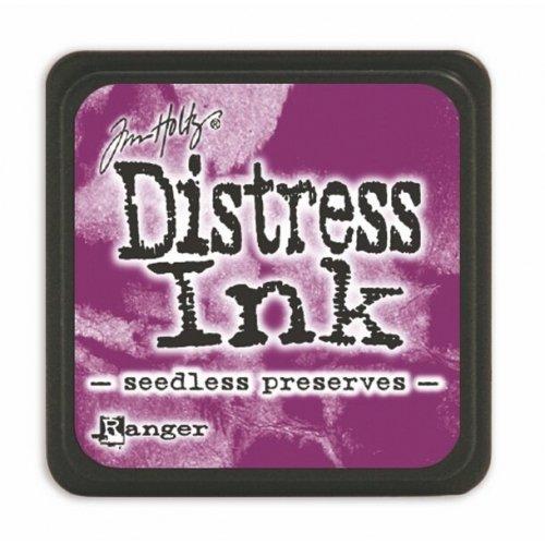 Mini encreur violet Distress - Seedless preserves - Ranger