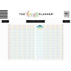 Recharges pour Grands Happy Planners - Teacher Checklist - Me & My Big Ideas