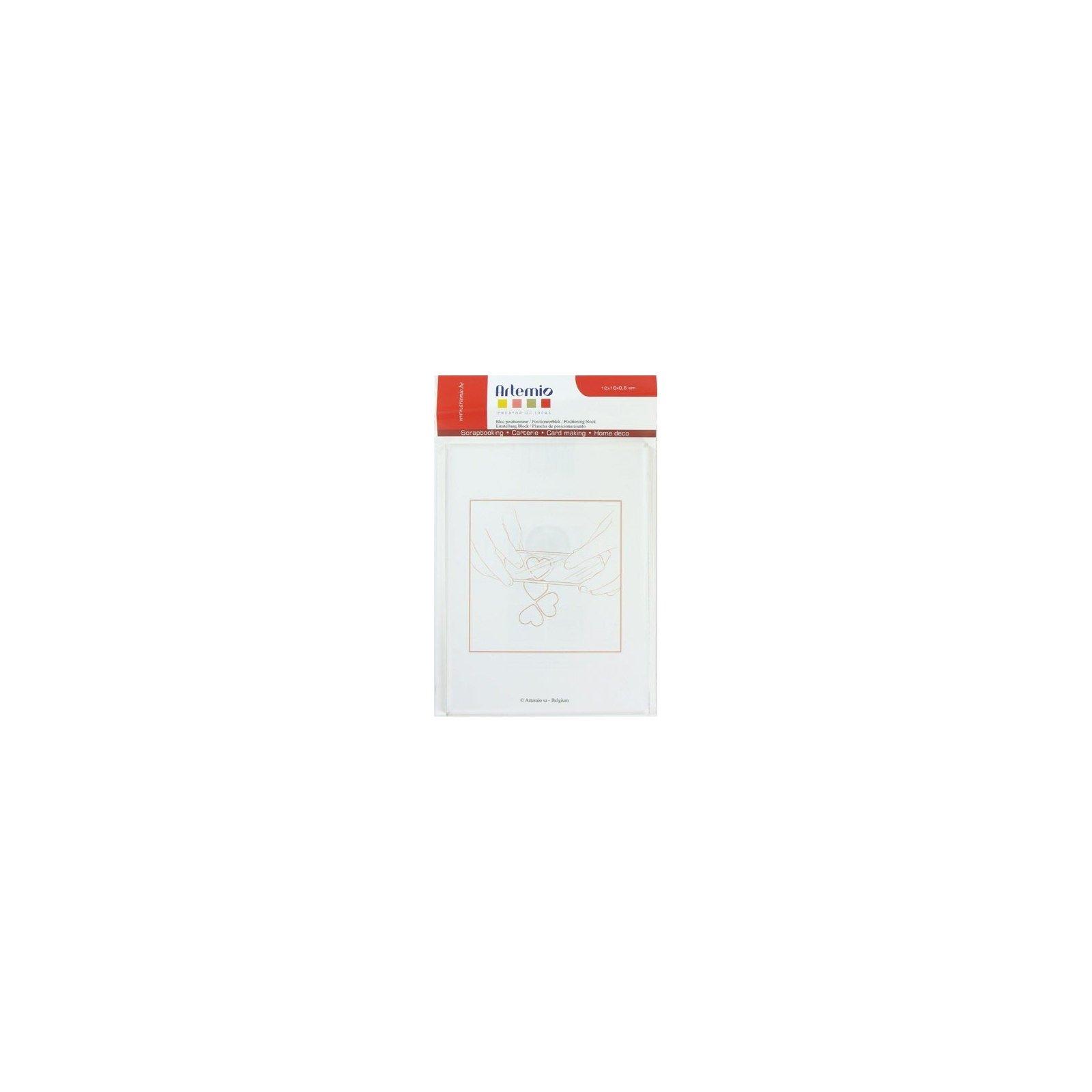 Bloc acrylique 12x16 cm - Artemio