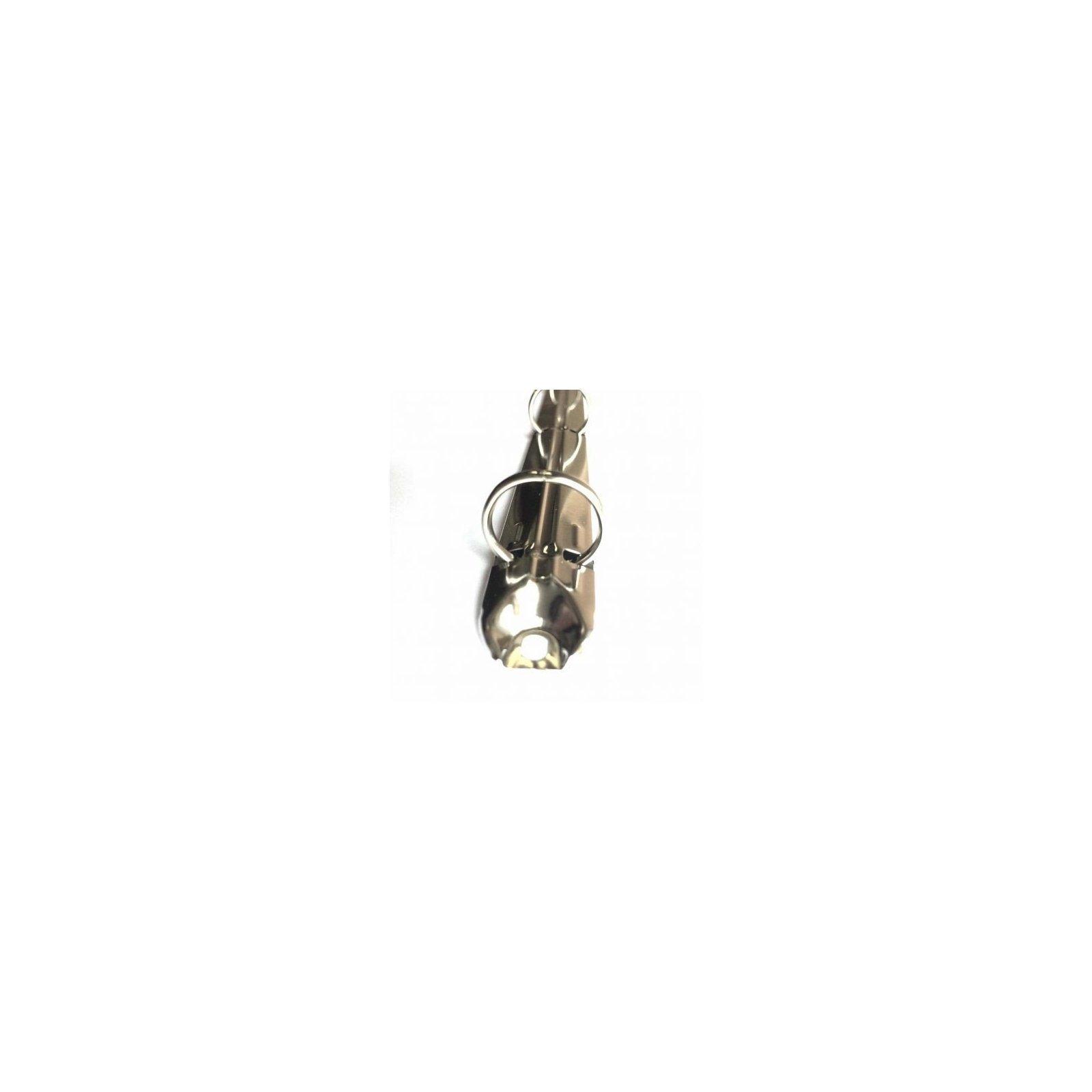 Mécanisme de classeur 4 anneaux ronds - 28,5 cm - Ephemeria
