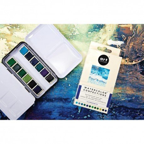 Assortiment d'aquarelles - Currents - Prima Marketing