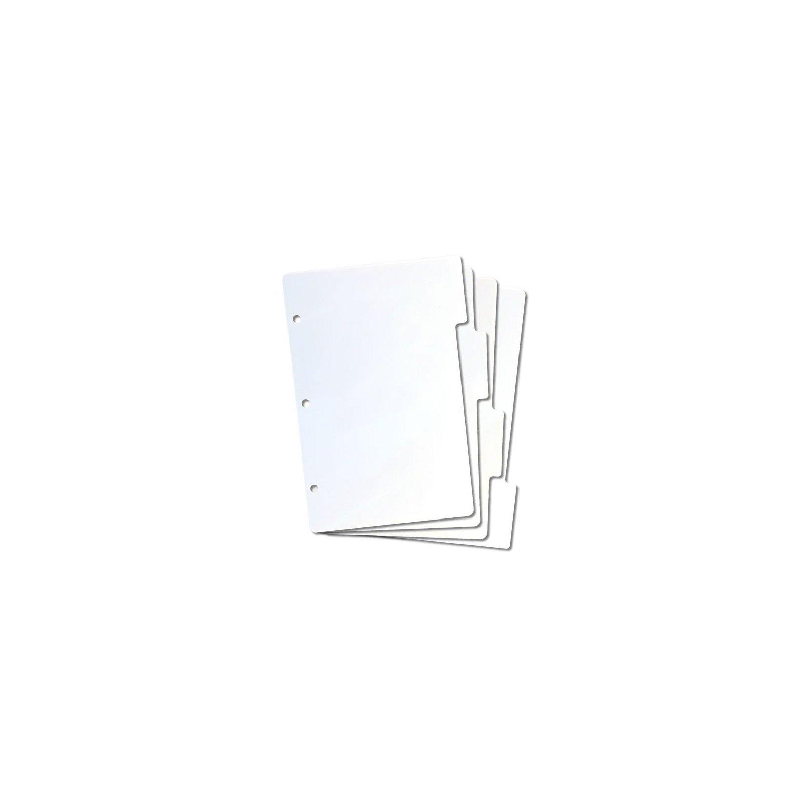 Lot de 4 intercalaires pour ranger les tampons clear - EZMount Mini Tabbed Storage Panels - Crafter's Companion