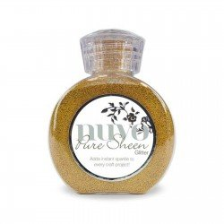 Pure Sheen Glitter - Doré - Gold - Tonic Studio