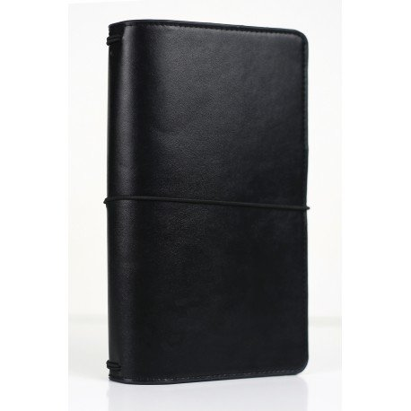 Traveler's Notebook - Black - Echo Park Paper