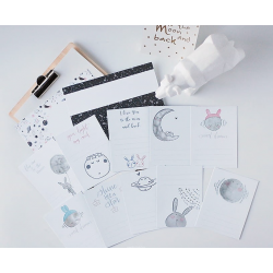 Cartes Project Life - Astro Baby - Studio Forty