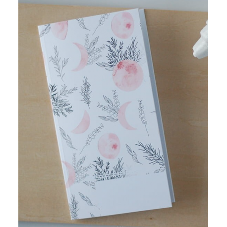 Notebook - Mystic Moon - Lunare - Studio Forty