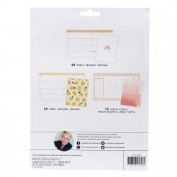 Notebook - Planner Inserts - Storyline Chapters - Heidi Swapp