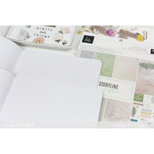 Notebook - Journaler Inserts - Storyline Chapters - Heidi Swapp