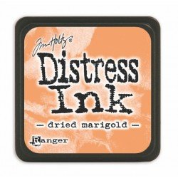 Mini encreur orange Distress - Dried Marigold - Ranger
