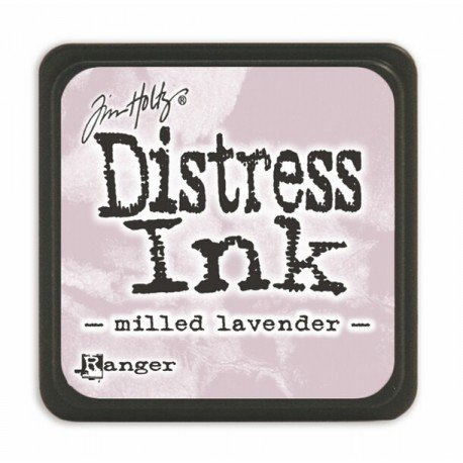 Mini encreur lavande Distress - Milled Lavander - Ranger