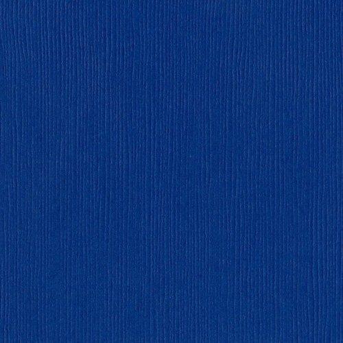 Papier bleu profond - Great Lakes - Grands Lacs - Fourz - Bazzill Basics Paper