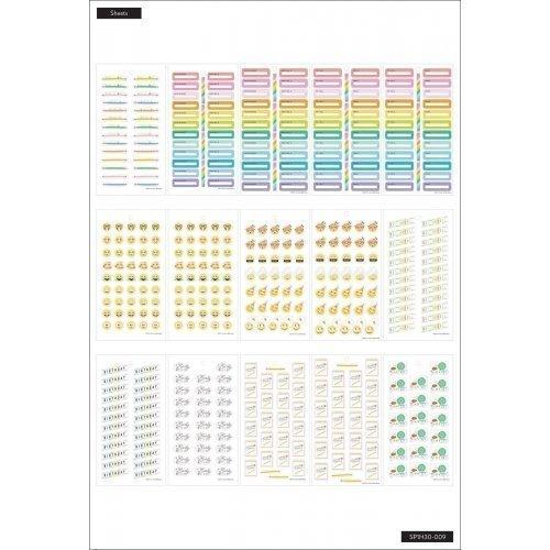 Sticker book - Big - Icons Teacher - Me & my big ideas