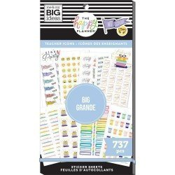 Sticker book - Big - Icons Teacher - Me & my big ideas