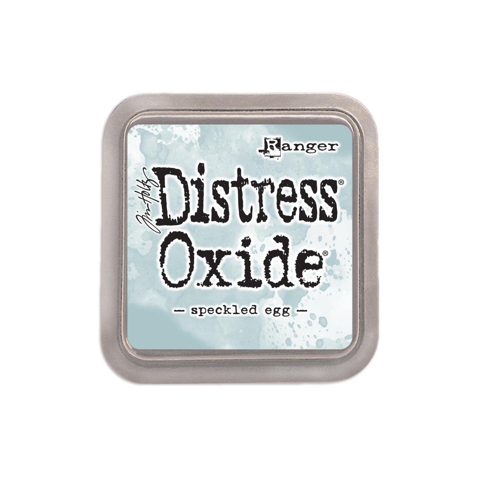 Grand encreur vert Distress Oxide - Spreckled Egg - Ranger
