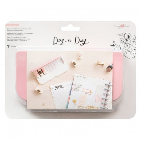 Disc Planner punch board - We R memory keepers