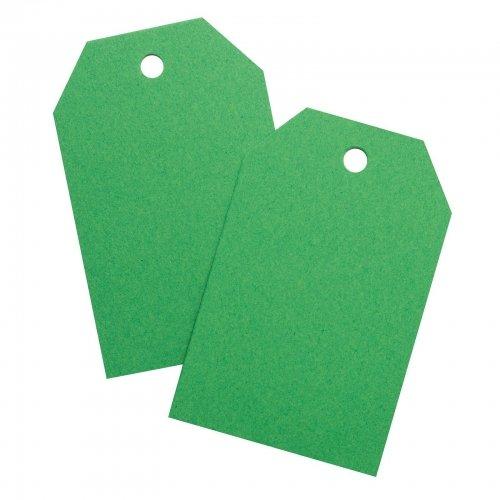 Tags - Green Apple - Bazzill
