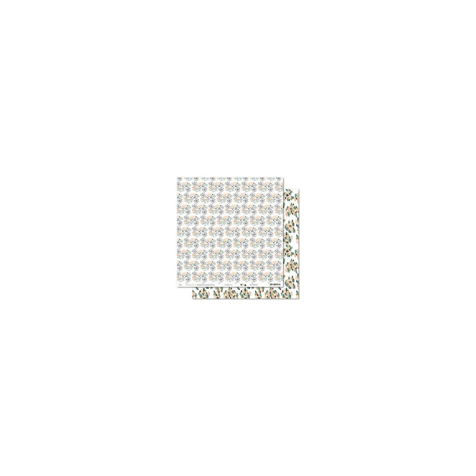 Papier imprimé 30x30 - Simply Me 4 - PaperNova Design