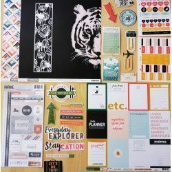 Kit Planner & Notebook n°31 - Septembre