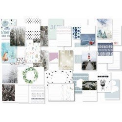 Cartes Project Life - Nordica - Studio Forty