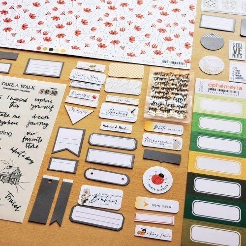 Kit Planner & Notebook n°32 - Octobre