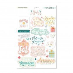 Stickers mousse - Sur - Lora Bailora