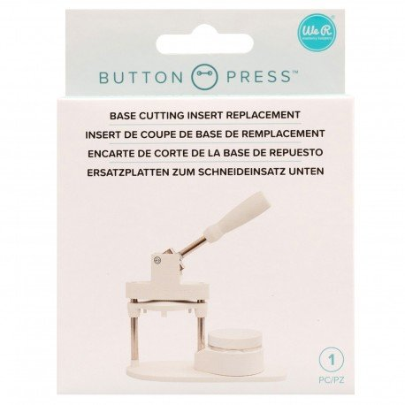 Inserts - Rechange - Button Press - We R Memory Keepers