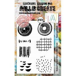Tampon transparent - Visual Ingredients - n°404 - AALL & Create