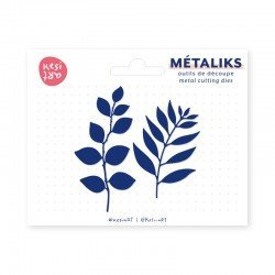 Matrice de coupe - Leaves - Metaliks - Kesi'art