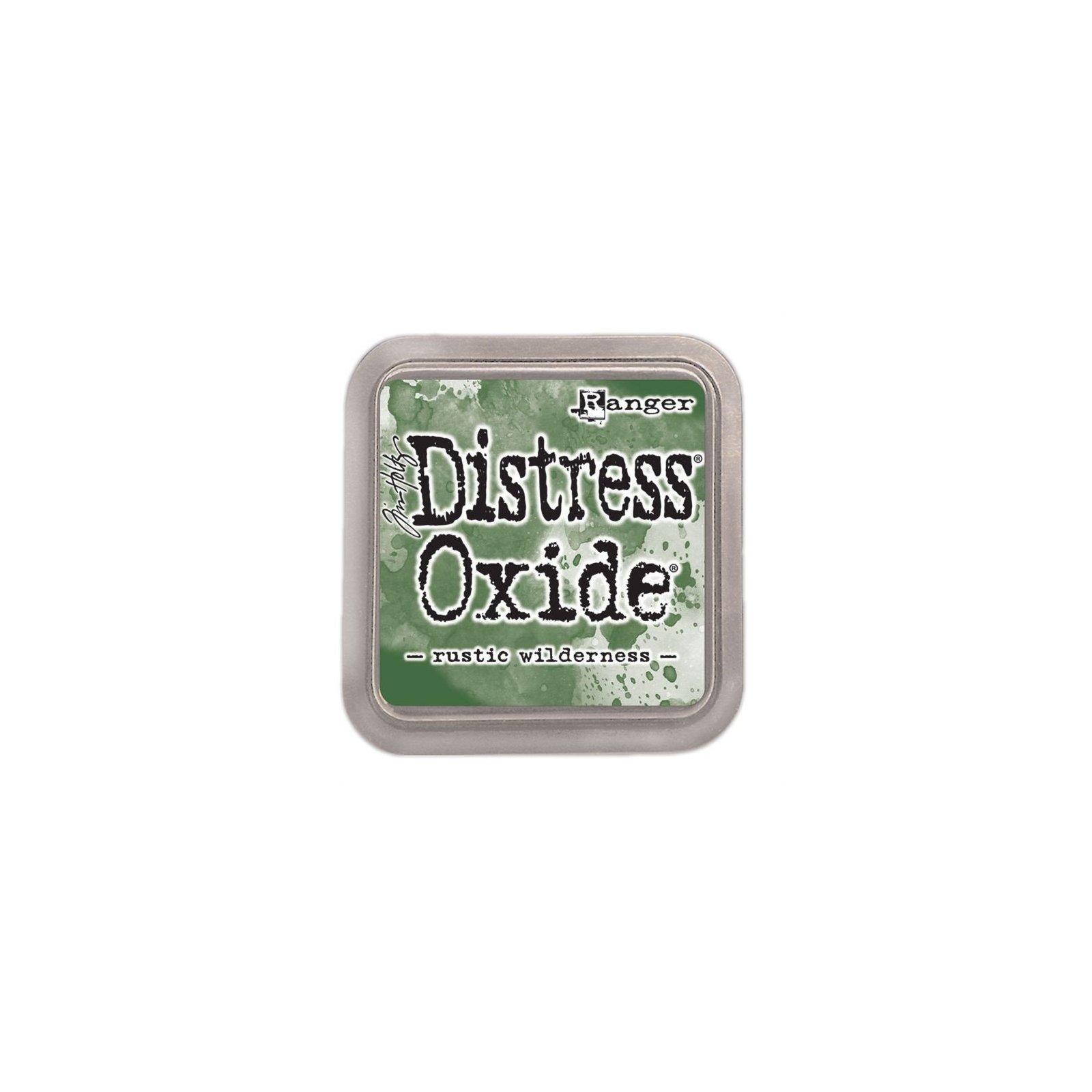 Grand encreur vert Distress Oxide - Rustic Wilderness - Ranger