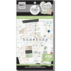 Sticker book - Homebody Seasonal - Me & my big ideas