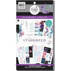 Sticker book - The Stargazer - Me & my big ideas