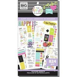 Sticker book - Happy Goals - Me & my big ideas