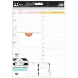 Recharges pour Classic Happy Planner - By The Hour - MAMBI