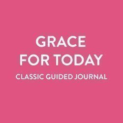Classic Guided Journal - Grace For Today - MAMBI