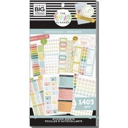 Sticker book - Household - Daily Chores - Me & my big ideas