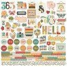 Stickers - Hello Today - Simple Stories