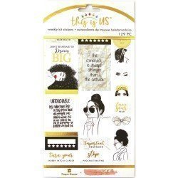 Stickers Kit - Weekly - This is Us - Paper House