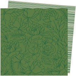Papier imprimé - Go Green - Late afternoon - Amy Tangerine