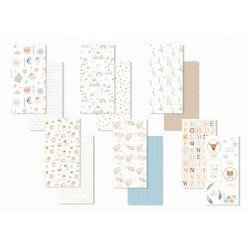 Assortiment de papiers pour Traveler's Notebook - Don't grow up - Studio Forty