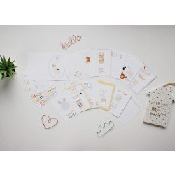 Cartes Project Life - Don't grow up - Studio Forty