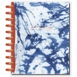 Big Happy Planner - 2021/2022 - Indigo - 18 mois - Vertical layout - MAMBI