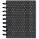 Classic Happy Planner - 2021/2022 - Black & White - 18 mois - Vertical layout - MAMBI