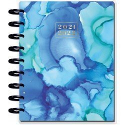 Classic Happy Planner - 2021/2022 - Kaleidoscope - 18 mois - Colorblock layout - MAMBI