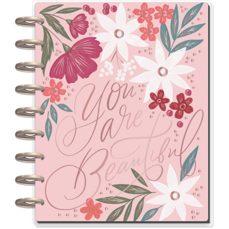 Classic Happy Planner - 2021/2022 - Spring Garden - 18 mois - Vertical layout - MAMBI