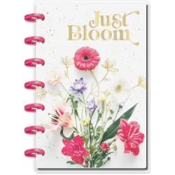 Mini Happy Planner - 2021/2022 - Just Bloom - 12 mois - Dashboard layout - MAMBI