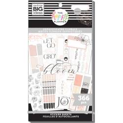 Sticker book - Sophisticated Florals - Me & my big ideas