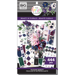 Sticker book - Beauty In Florals - Me & my big ideas
