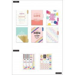 Extension Classic Happy Planner - Plan A Happy Life - Me & My Big Ideas