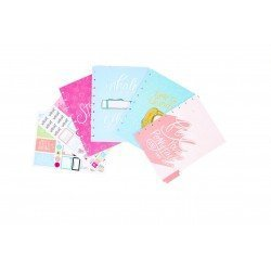 Extension Classic Happy Planner - Strength is Beauty - Fitness - Me & My Big Ideas