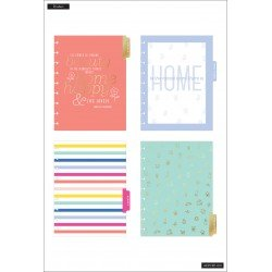 Extension Classic Happy Planner - Happy Home - Me & My Big Ideas